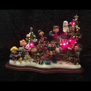 Danbury Christmas Sleigh